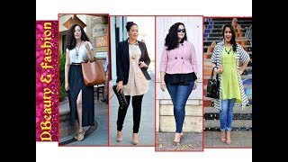 35 Fabulous Clothing Ideas For Plus Size Women//Dress Styling Ideas For Curvy Women//