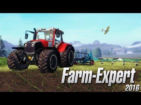 Gameplay de Farm Expert 2016
