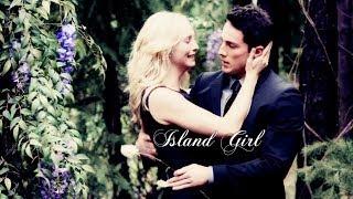 Кэролайн Форбс, ►Tyler & Caroline | Island Girl {5x04}