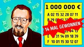 14 Maliger Lotto Gewinner Lüftet Sein Geheimnis