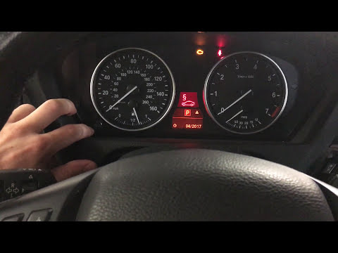BMW E61 Service zurücksetzen | BMW reset service | Tutorial