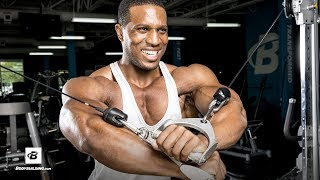 Mass-Building Chest Workout   Lawrence Ballenger by Bodybuilding.com