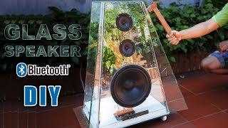 how-to-make-100w-glass-bluetooth-speaker