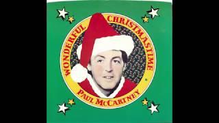 "Paul McCartney – ""Wonderful Christmastime"" (Columbia) 1979"