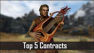 Skyrim: Top 5 Dark Brotherhood Contracts You May Have Missed in The Elder Scrolls 5: Skyrim