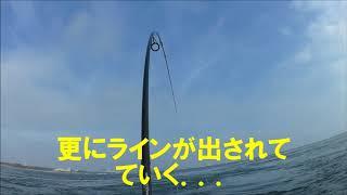 茨城県の海で青物ジギング。