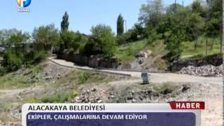 kanal fırat haber  alacakaya belediyesi