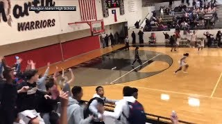 Miraculous high school buzzer-beater for the win | ESPN