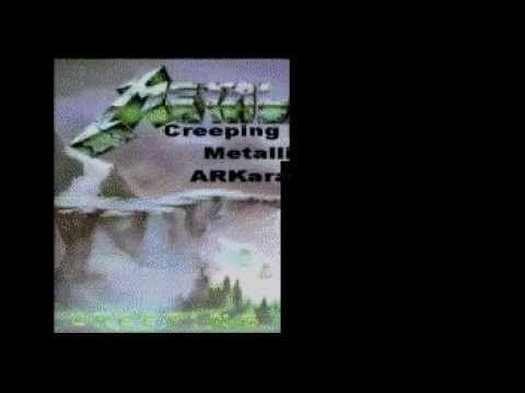 Creeping Death - Metallica Karaoke