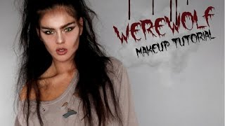 Get The Look | Easy Werewolf Halloween Makeup Tutorial