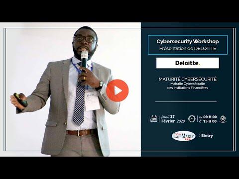 <a href='https://www.akody.com/business/news/business-cyber-security-workshop-maturite-cyber-securite-des-institutions-financieres-presente-par-deloitte-325817'>Business: CYBER SECURITY WORKSHOP, Maturité Cyber Sécurité des Institutions Financières présenté par  Deloitte.</a>