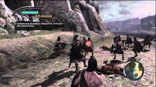 Warriors: Legends of Troy - Chapter 1 Landing HD Gameplay
