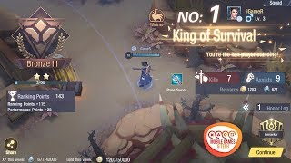 Survival Heroes MOBA Battle Royale King of Survival No1 Gameplay