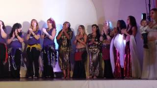 Anais Belly Dance and Fusions third anniversary 2