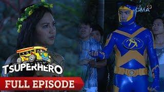 Gambar cover Tsuperhero: Tsuperhero meets a mysterious 'diwata'   Full Episode 19