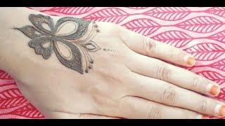 Mehndi TATTOO~Tattoo Mehndi Design    All Tattoos Design     ❤️ Beautiful Easy Heena Mehndi Designs