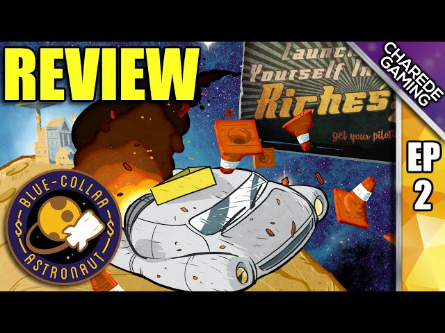 Blue-Collar Astronaut Review | Charede Reviews Ep #2
