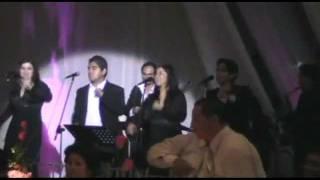 Orquesta Perú The Blue Band Mix Lambadas, Matrimonios en fundo Odria.