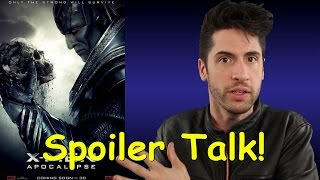 X-men: Apocalypse - SPOILER Talk by Jeremy Jahns