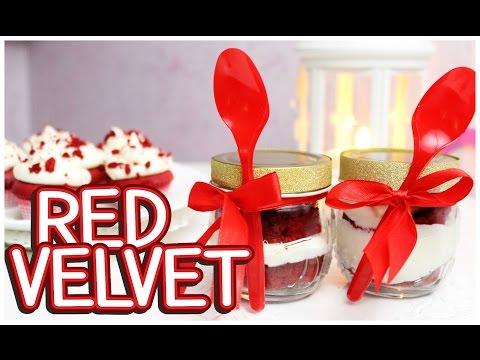 Video Ricetta RED VELVET Cupcakes In Jar!