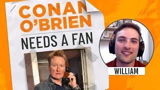 Conan's Fan Accidentally Hunted A Grizzly Bear   Conan O'Brien Needs a Fan