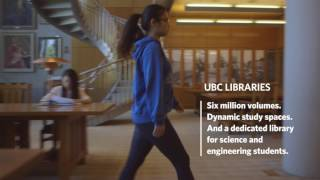 A Day at UBC Science