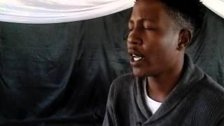 Brother Tlholo Leburu (Vocalist) & Peter Moloja (Keyboarnist) - Ngithembe Wena