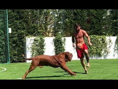 Lionel Messi Crazy Freestyle Skills Mix 2018