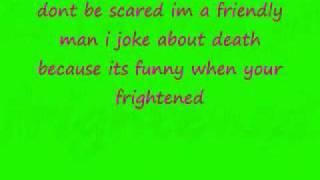 lonsome organist rapes page turner lyrics