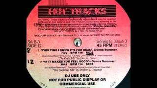 If It Makes You Feel Good (Hot Tracks) - Donna Summer