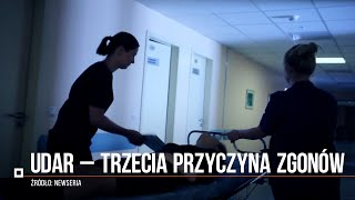 Udar – trzecia najczęstsza przyczyna zgonów w Polsce. Tak rozpoznasz jego cztery podstawowe objawy