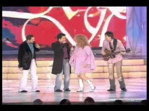 Алла Пугачева и Рустам Штар- Гадалка - Песня года - 2005
