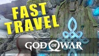God of War fast travel