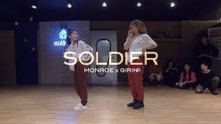 "GIRIN x MONROE | ""Soldier"" - Destiny's Child"
