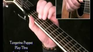 Donovan - Tangerine Puppet (cover)