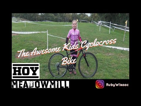 The AWESOME Hoy Meadowmill 24 Cyclocross Bike Review