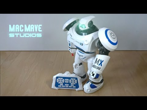 JJRC R1 Defender - RC Roboter von Cafago.com // Vorstellung & Test