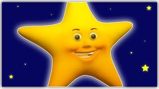 Twinkle Twinkle Little Star | Nursery Rhymes | Poems For Kids