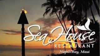 Breakfast at the Sea House Restaurant at Napili Kai Beach Resort