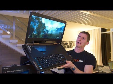 The BIGGEST, HEAVIEST, Laptop EVER - $9,000 Acer Predator 21X