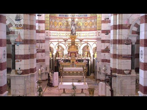 Laudes et Messe du 4 mai 2021 à Notre-Dame de la Garde