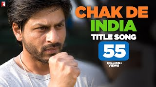 Chak De India | Full Title Song | Shah Rukh Khan | Sukhvinder Singh | Salim | Marianne   IMAGES, GIF, ANIMATED GIF, WALLPAPER, STICKER FOR WHATSAPP & FACEBOOK