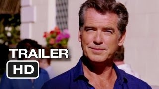 Love Is All You Need Official Trailer 1 2012  Pierce Brosnan Movie HD