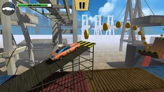 STUNT CAR CHALLENGE 3 Android / iOS Gameplay Video