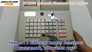 IPCR003 Electronic Cash Register ECR