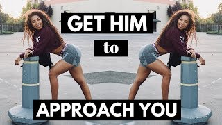 How to get your Gym Crush to Approach YOU