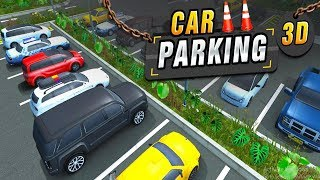 Car Parking 3D : Driving Simulator Android Gameplay ᴴᴰ