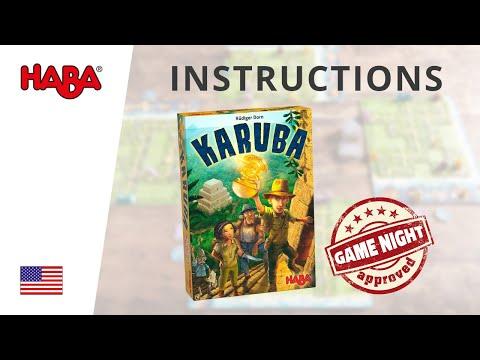 HABA Karuba (Instructions)