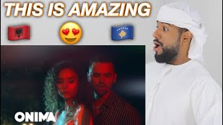 ARAB REACTION TO ALBANIAN MUSIC BY Yll Limani   Pse Je Me To **WOW**