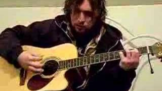Lance Stanley  Lucky (seven mary three cover)